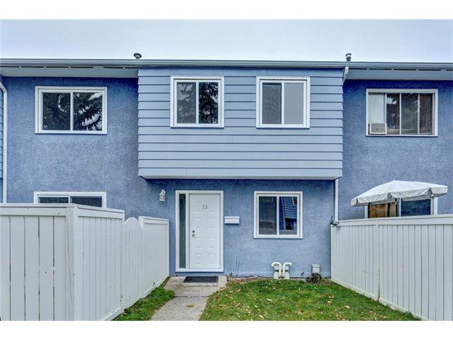 Main Photo: #73 251 90 AV SE in Calgary: Acadia House for sale : MLS®# C4086735