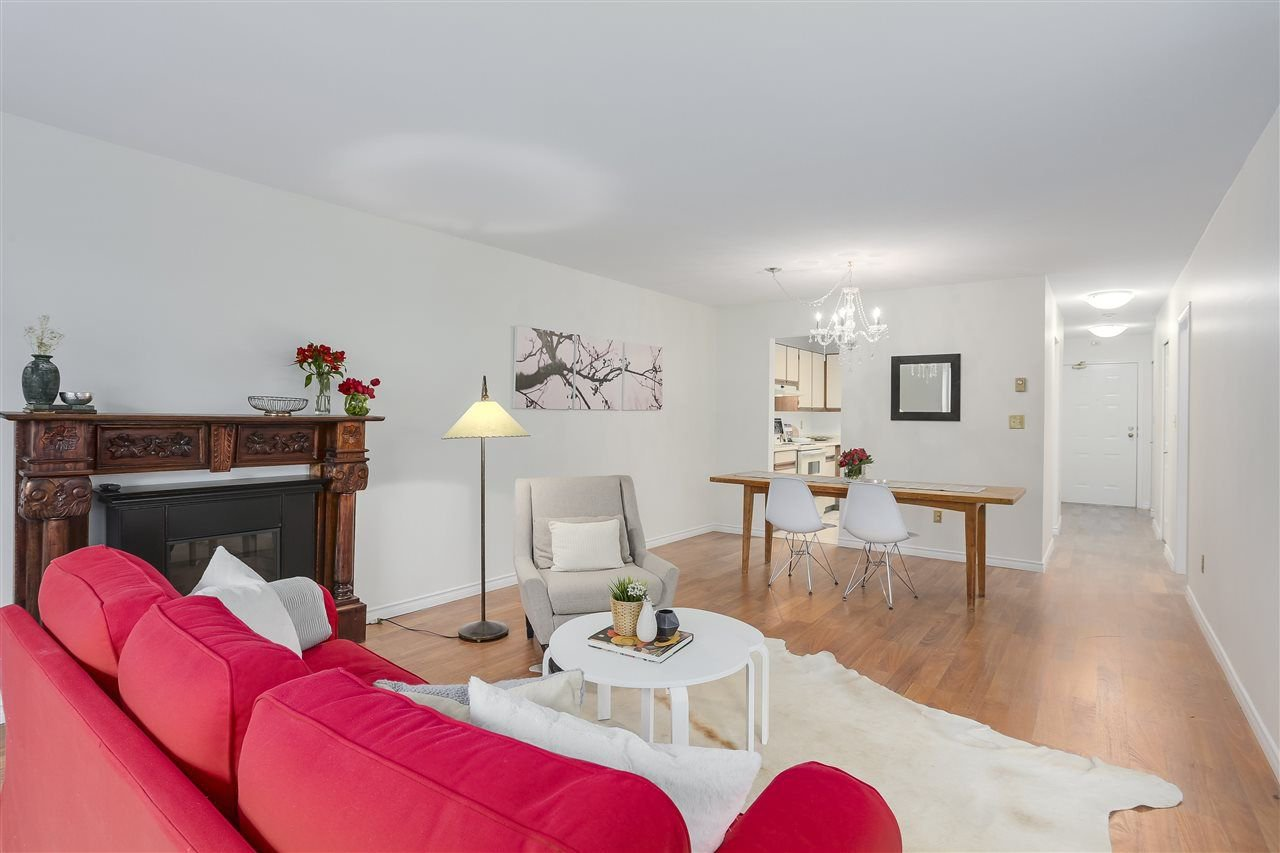 "Main Photo: 101 15130 ROPER Avenue: White Rock Condo for sale in ""THE CARNINGTON"" (South Surrey White Rock)  : MLS®# R2263656"