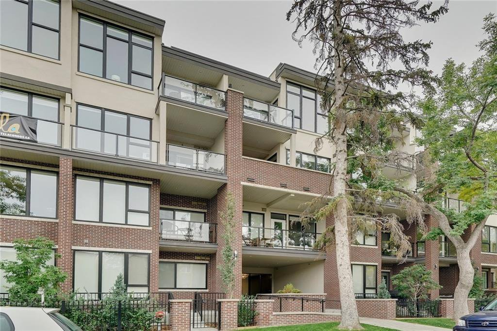 Main Photo: #102 317 22 AV SW in Calgary: Mission Condo for sale : MLS®# C4244968