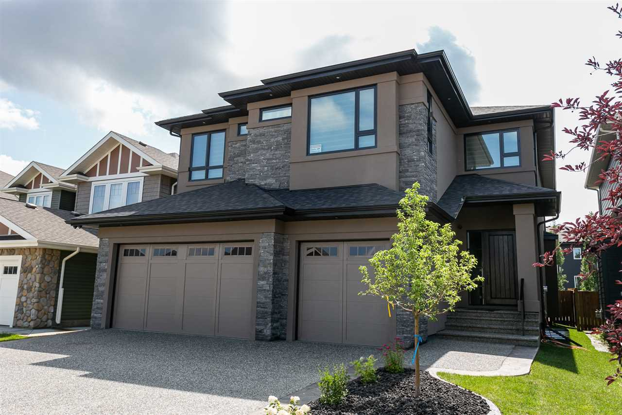 Main Photo: 4315 WHITELAW Way in Edmonton: Zone 56 House for sale : MLS®# E4168037