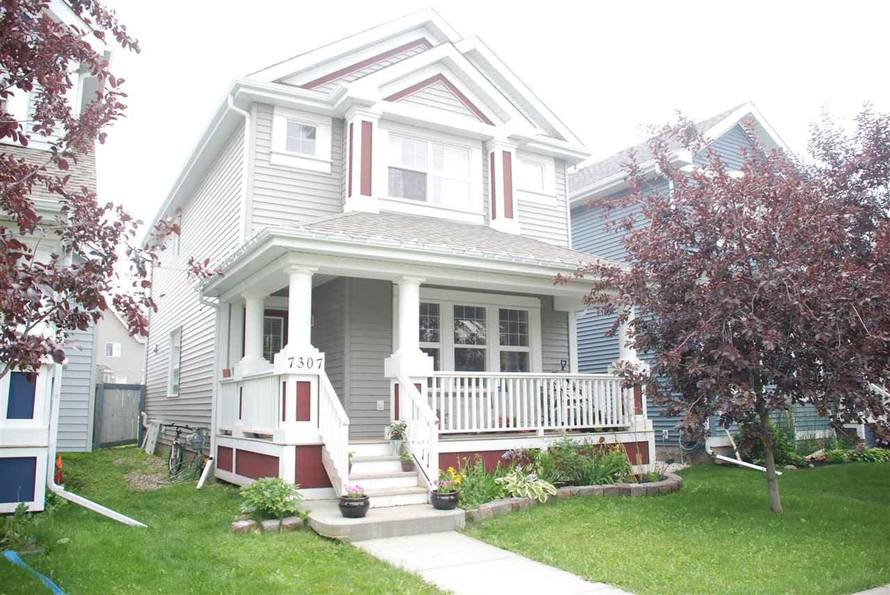 Main Photo: 7307 15A Avenue in Edmonton: Zone 53 House for sale : MLS®# E4169412