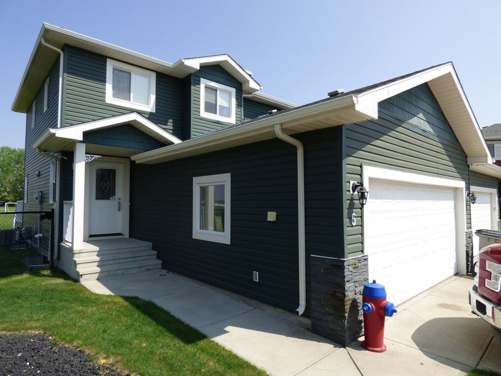 Main Photo: 5, 520 Sunnydale Road in Morinville: House Half Duplex for rent