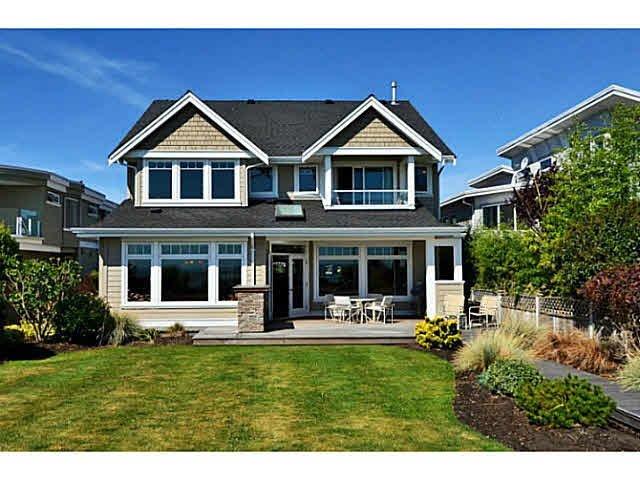 Main Photo: 1682 BEACH GROVE ROAD in : Beach Grove House for sale : MLS®# V1020884