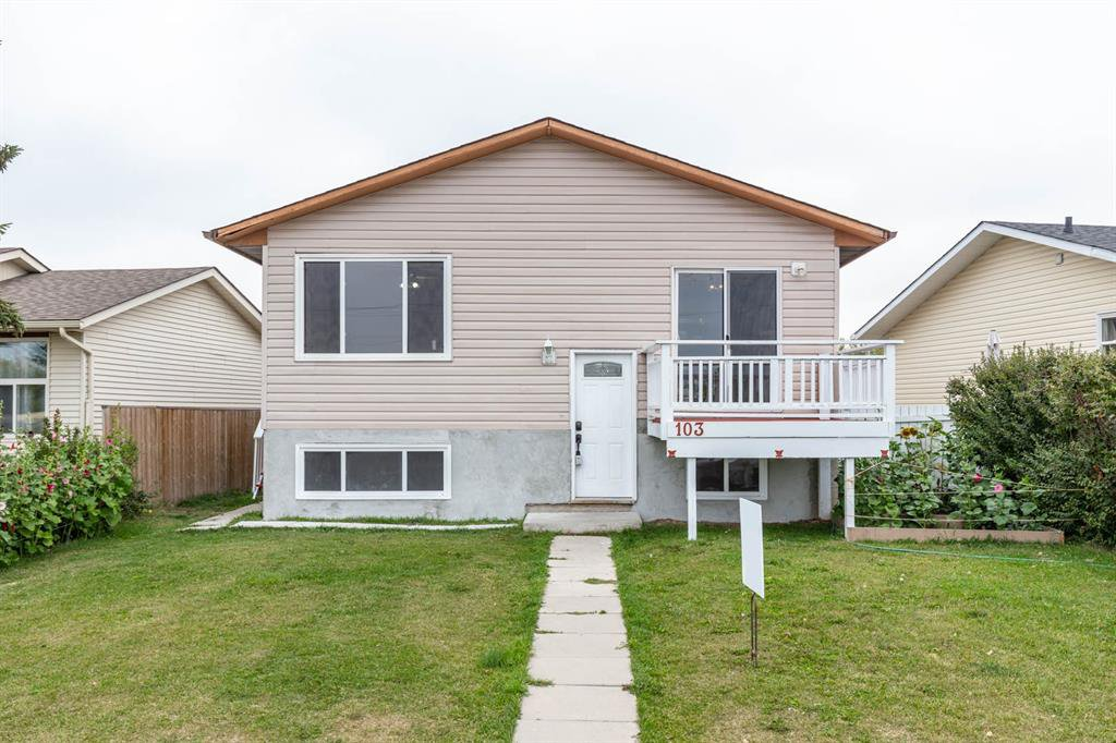 Main Photo: 103 Falwood Way NE in Calgary: Falconridge Detached for sale : MLS®# A1034367