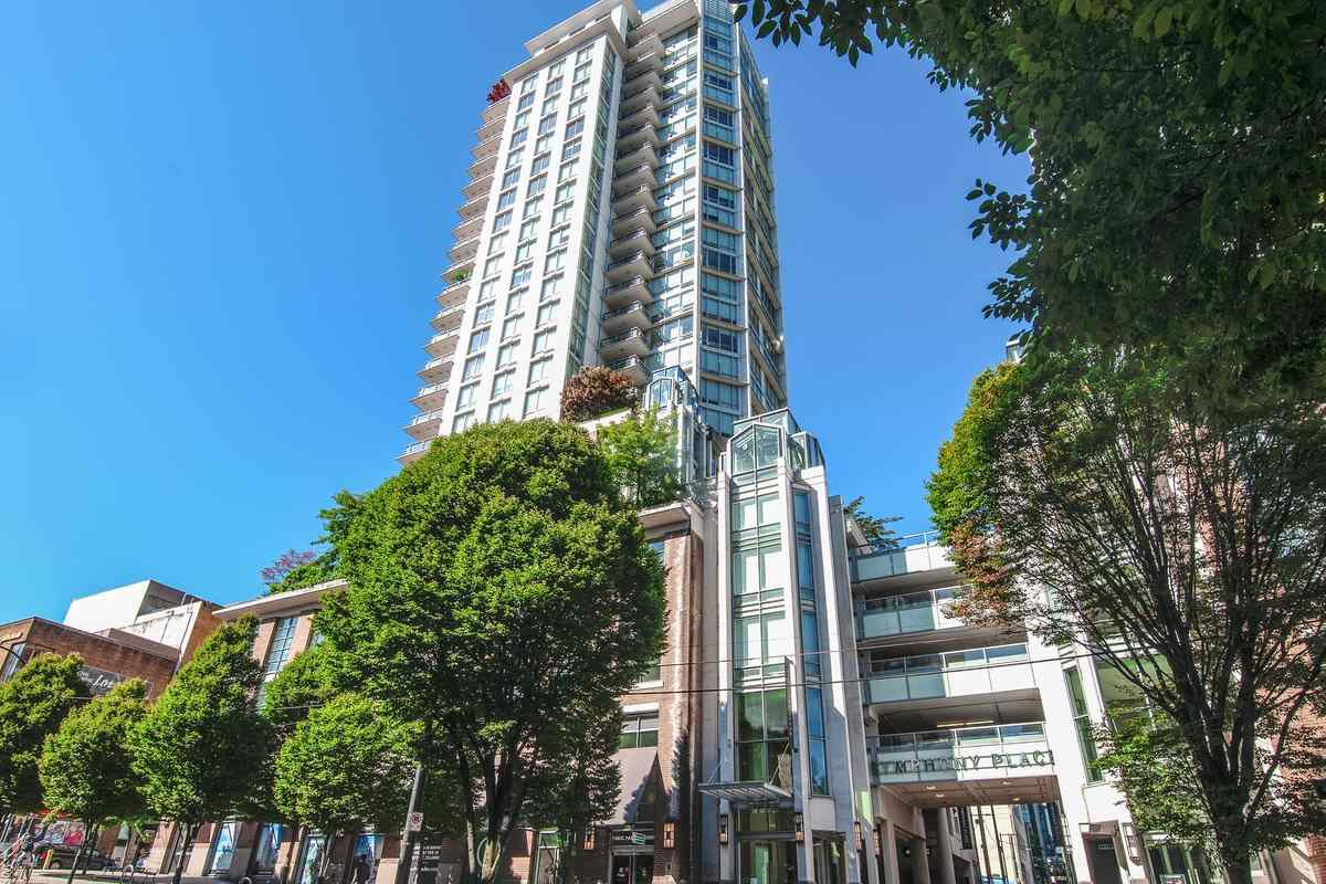 Main Photo: 2102 565 SMITHE Street in Vancouver: Downtown VW Condo for sale (Vancouver West)  : MLS®# R2500351