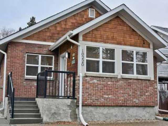 Main Photo: 10220 129 Street: Edmonton House for sale