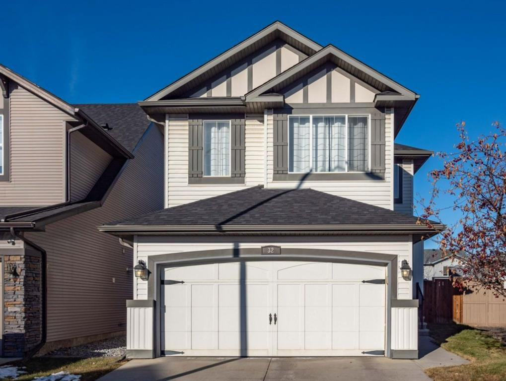 Main Photo: 32 New Brighton Link SE in Calgary: New Brighton Detached for sale : MLS®# A1051842