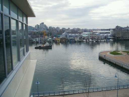 "Photo 2: Photos: 602 426 BEACH CR in Vancouver: False Creek North Condo for sale in ""KINGSLANDING"" (Vancouver West)  : MLS®# V567856"