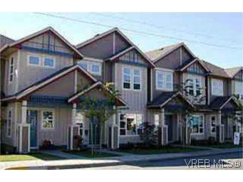Main Photo: A1 2580 Cadboro Bay Rd in : OB Henderson Row/Townhouse for sale (Oak Bay)  : MLS®# 245011