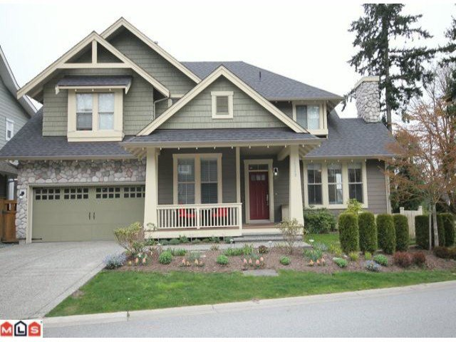 """Main Photo: 14289 36A Avenue in Surrey: Elgin Chantrell House for sale in """"SOUTHPORT"""" (South Surrey White Rock)  : MLS®# F1209341"""