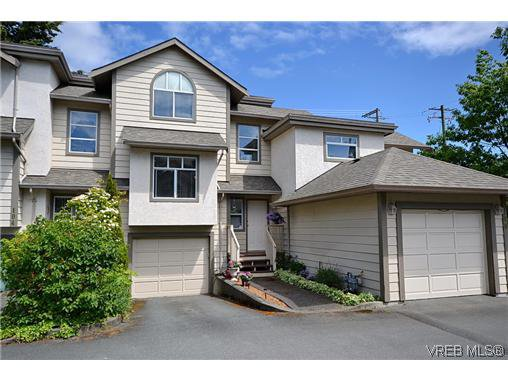 Main Photo: 102 710 Massie Dr in VICTORIA: La Langford Proper Row/Townhouse for sale (Langford)  : MLS®# 610225