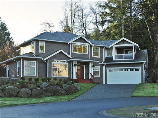 Main Photo: 1677 Texada Terr in NORTH SAANICH: NS Dean Park Single Family Detached for sale (North Saanich)  : MLS®# 626985