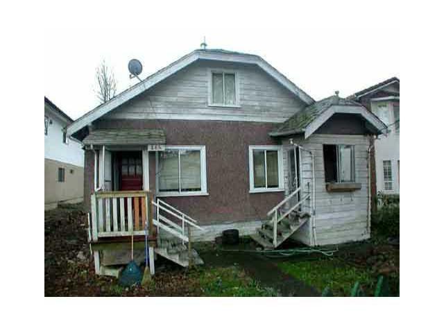 Main Photo: 564 E 21ST AV in : Fraser VE House for sale : MLS®# V891760