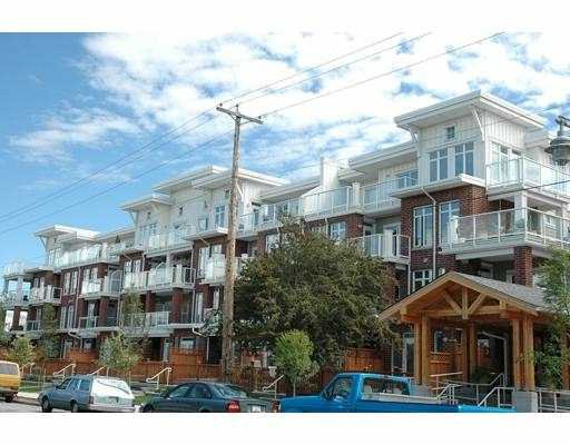 "Main Photo: 416 4280 MONCTON ST in Richmond: Steveston South Condo for sale in ""VILLAGE"" : MLS®# V546360"