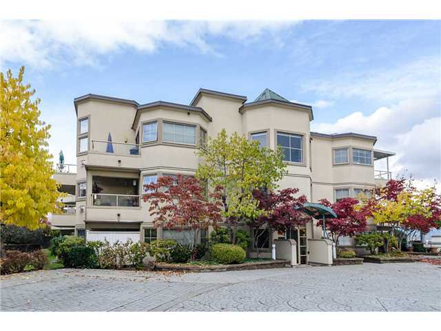 Main Photo: # 408 78 RICHMOND ST in New Westminster: Fraserview NW Condo for sale : MLS®# V1034813