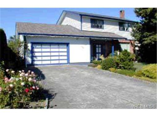 Main Photo: 3925 Sandell Pl in VICTORIA: SE Arbutus Single Family Detached for sale (Saanich East)  : MLS®# 316413