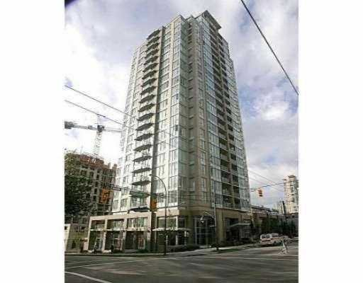 Main Photo: 608 1010 RICHARDS ST in Vancouver: Downtown VW Condo for sale (Vancouver West)  : MLS®# V536855