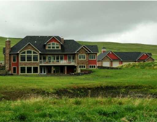 Main Photo:  in OKOTOKS: Rural Foothills M.D. Residential Detached Single Family for sale : MLS®# C3225481