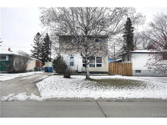 Main Photo: 258 Dussault Avenue in Winnipeg: Windsor Park Single Family Detached for sale (2G)  : MLS®# 1630256