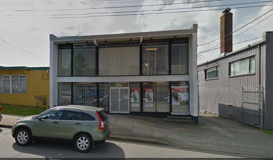 1350 William Street Vancouver FOR LEASE