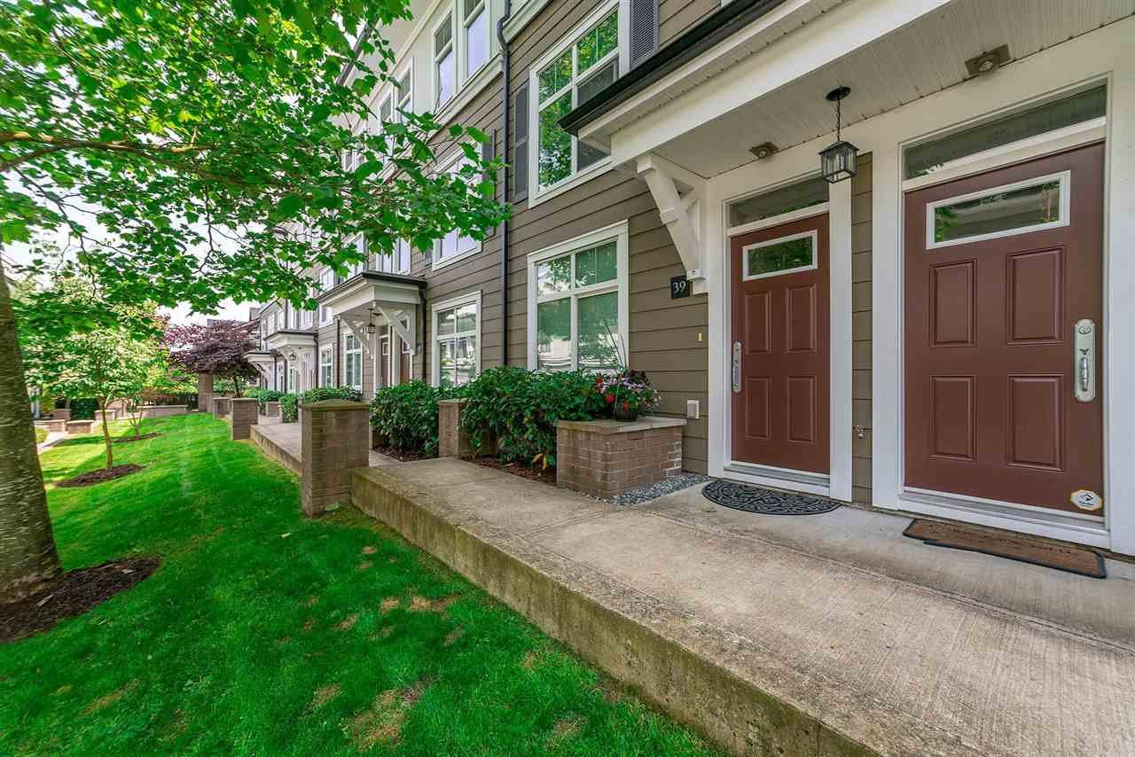 Main Photo: 39 15833 26 AVENUE in South Surrey: Grandview Surrey Condo for sale (South Surrey White Rock)  : MLS®# R2277501