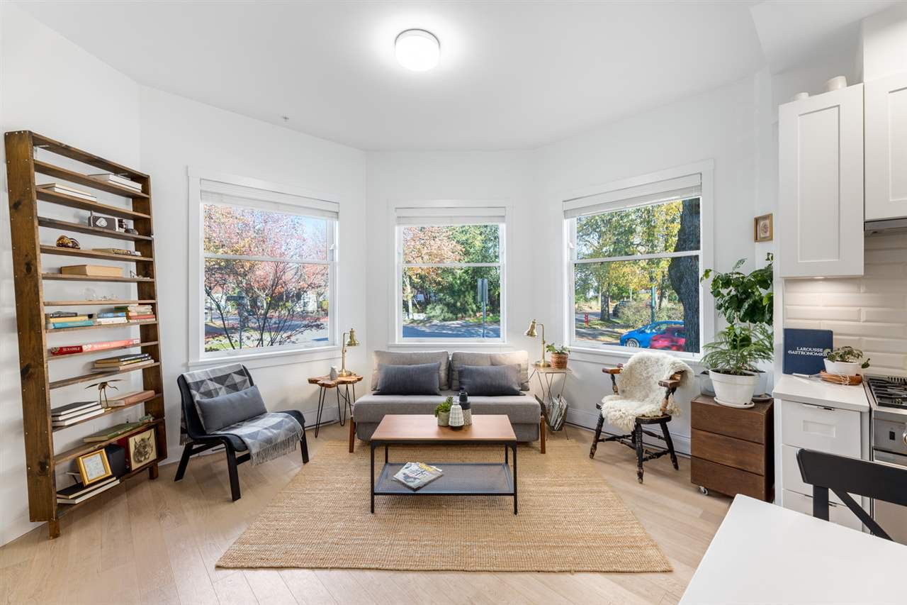 Photo 7: Photos: 101 1872 PARKER Street in Vancouver: Grandview Woodland Condo for sale (Vancouver East)  : MLS®# R2427065