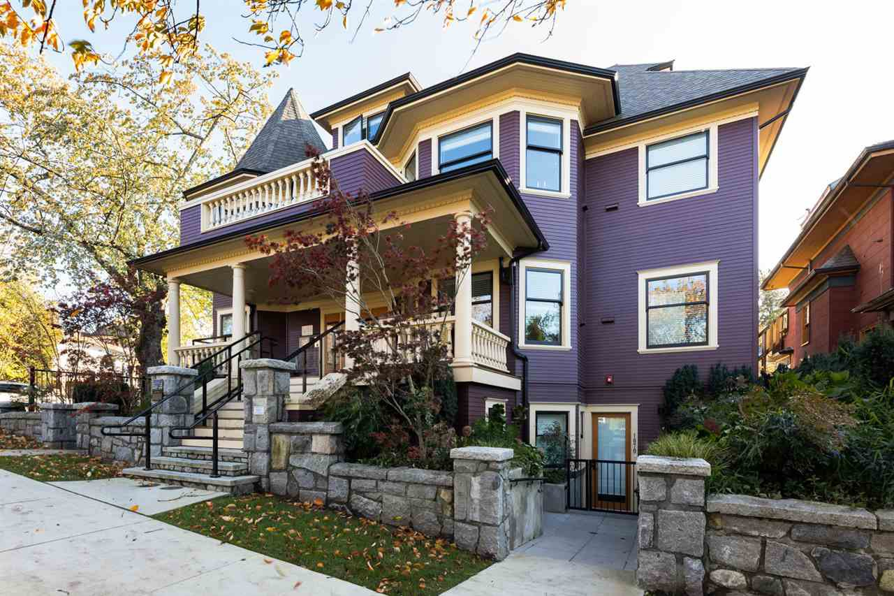 Photo 2: Photos: 101 1872 PARKER Street in Vancouver: Grandview Woodland Condo for sale (Vancouver East)  : MLS®# R2427065