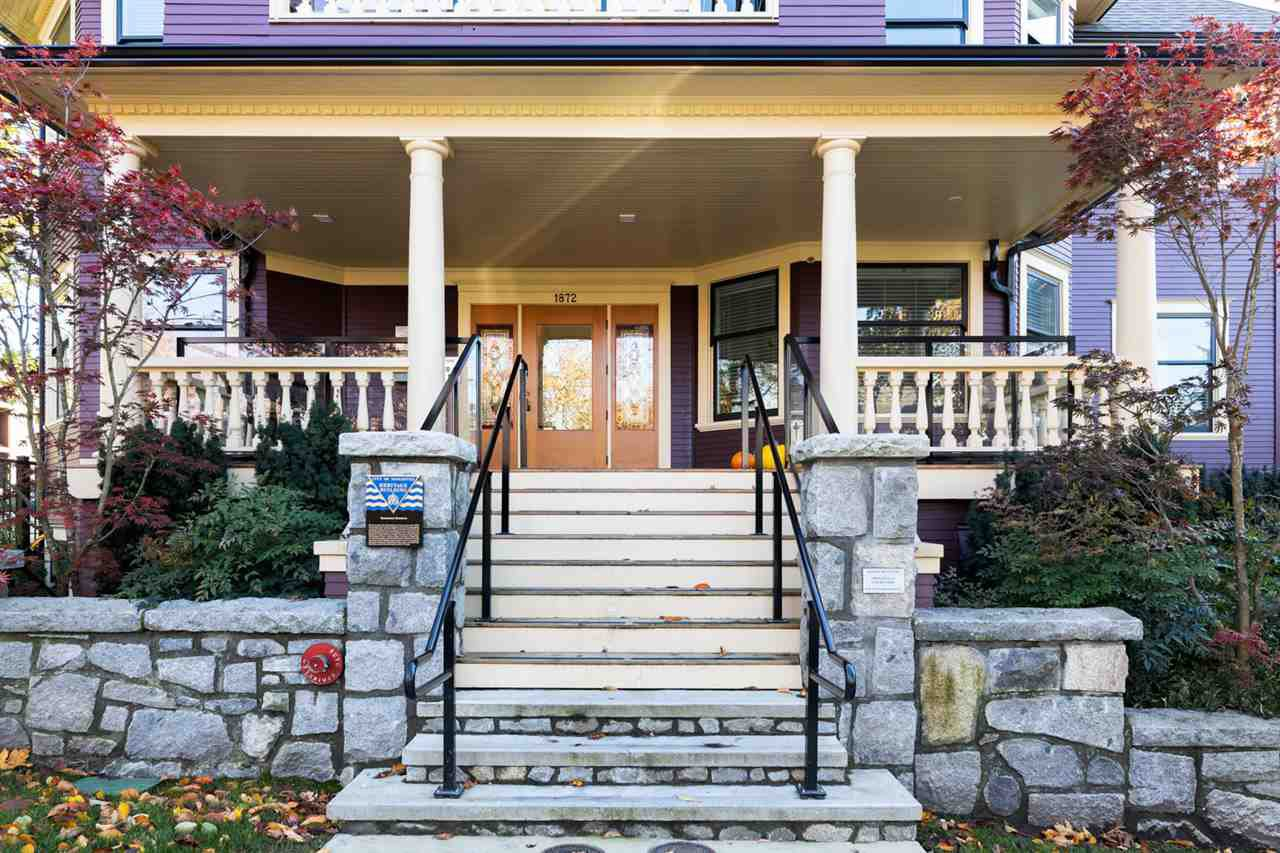 Photo 3: Photos: 101 1872 PARKER Street in Vancouver: Grandview Woodland Condo for sale (Vancouver East)  : MLS®# R2427065