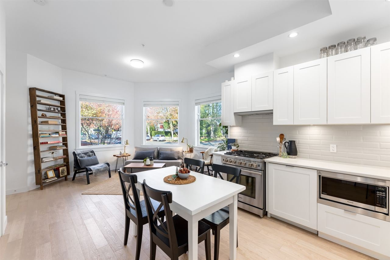 Photo 10: Photos: 101 1872 PARKER Street in Vancouver: Grandview Woodland Condo for sale (Vancouver East)  : MLS®# R2427065