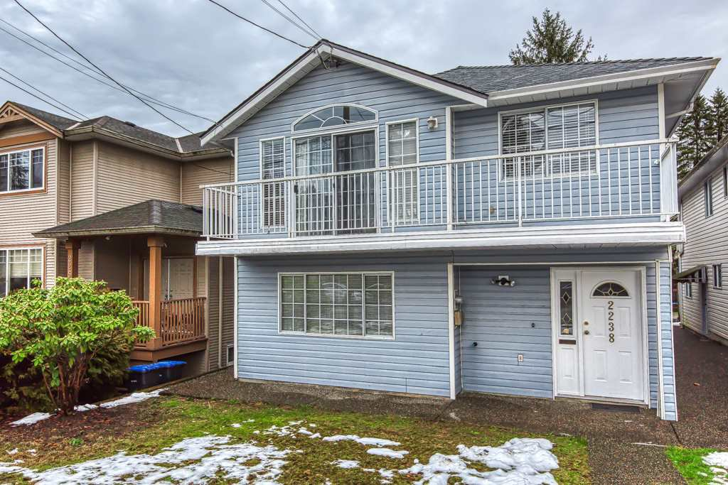 Main Photo: 2238 MARY HILL Road in Port Coquitlam: Central Pt Coquitlam House for sale : MLS®# R2447800