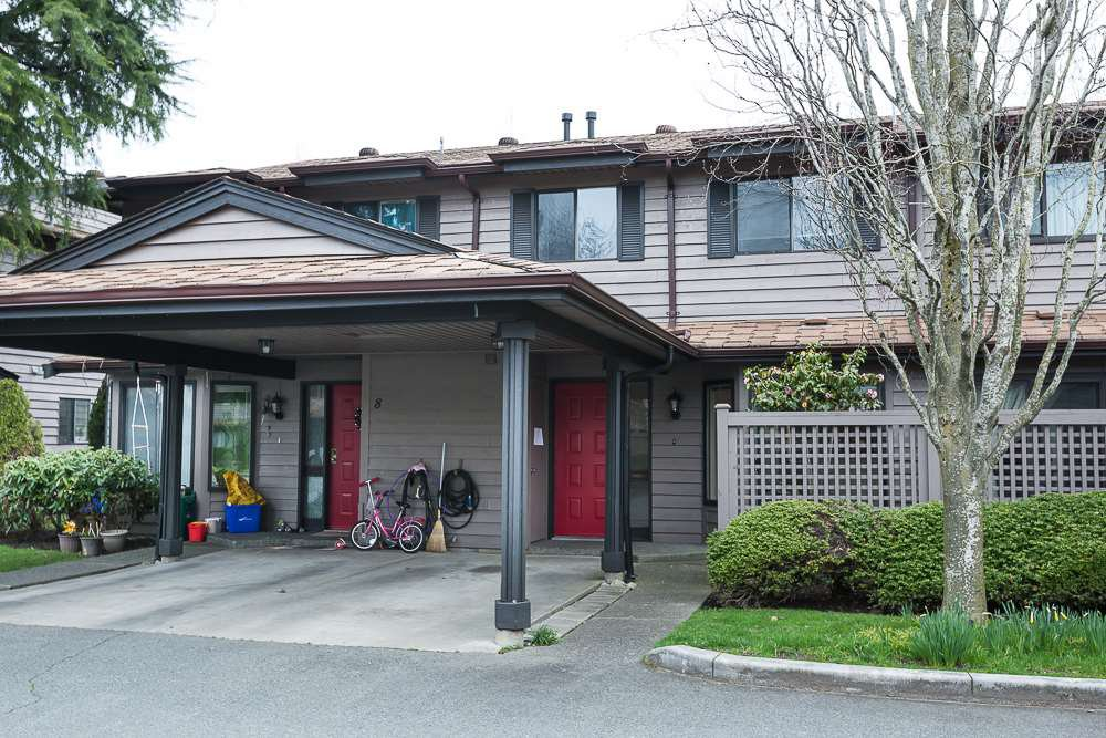 Main Photo: 7 10111 GILBERT ROAD in : Woodwards Townhouse for sale : MLS®# R2152184