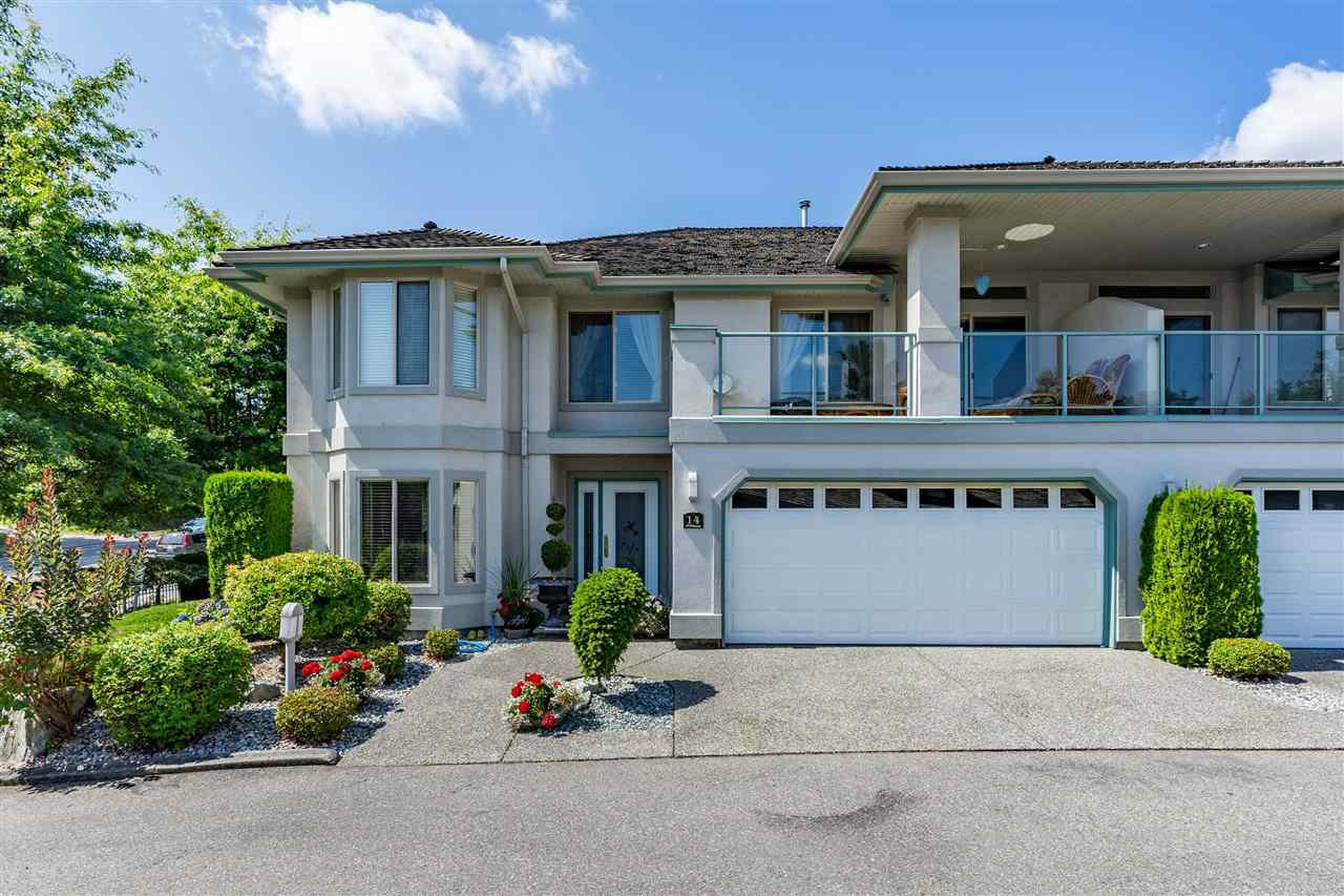 """Main Photo: 14 3555 BLUE JAY Street in Abbotsford: Abbotsford West Townhouse for sale in """"SLATER RIDGE"""" : MLS®# R2487008"""