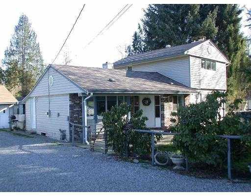 Main Photo: 25247 124TH AV in Maple Ridge: Websters Corners House for sale : MLS®# V574085