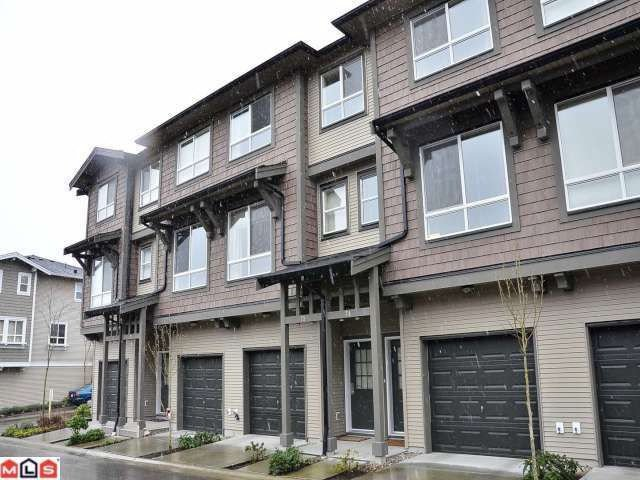 "Main Photo: 73 2729 158TH Street in Surrey: Grandview Surrey Townhouse for sale in ""KALEDEN"" (South Surrey White Rock)  : MLS®# F1204967"
