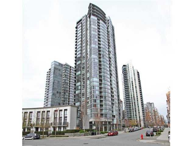 Main Photo: # 907 1495 RICHARDS ST in Vancouver: Yaletown Condo for sale (Vancouver West)  : MLS®# V948104