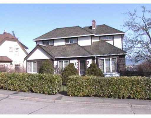Main Photo: 3862 VALDEZ RD in : Arbutus House for sale : MLS®# V323326