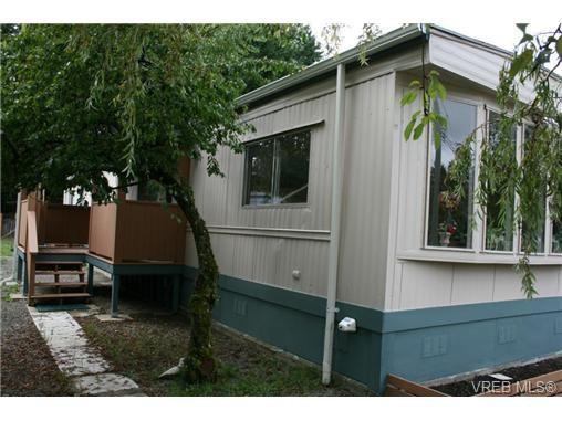 Main Photo: 10 6947 W Grant Rd in SOOKE: Sk John Muir Manufactured Home for sale (Sooke)  : MLS®# 651856