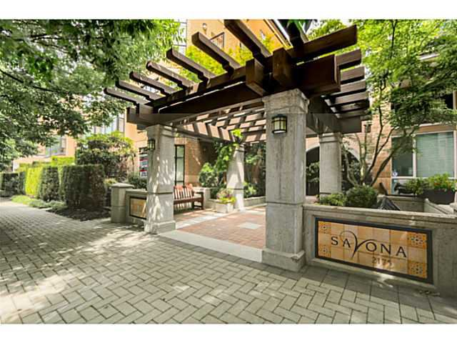 Main Photo: # 209 2175 SALAL DR in Vancouver: Kitsilano Condo for sale (Vancouver West)  : MLS®# V1068944