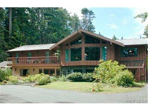 Main Photo: 251 Dutnall Rd in VICTORIA: Me Albert Head House for sale (Metchosin)  : MLS®# 288960