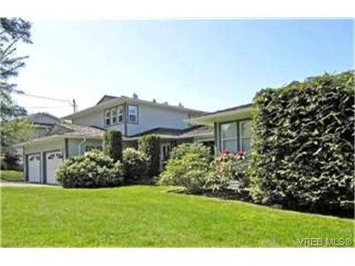 Main Photo:  in VICTORIA: SE Cordova Bay House for sale (Saanich East)  : MLS®# 395679