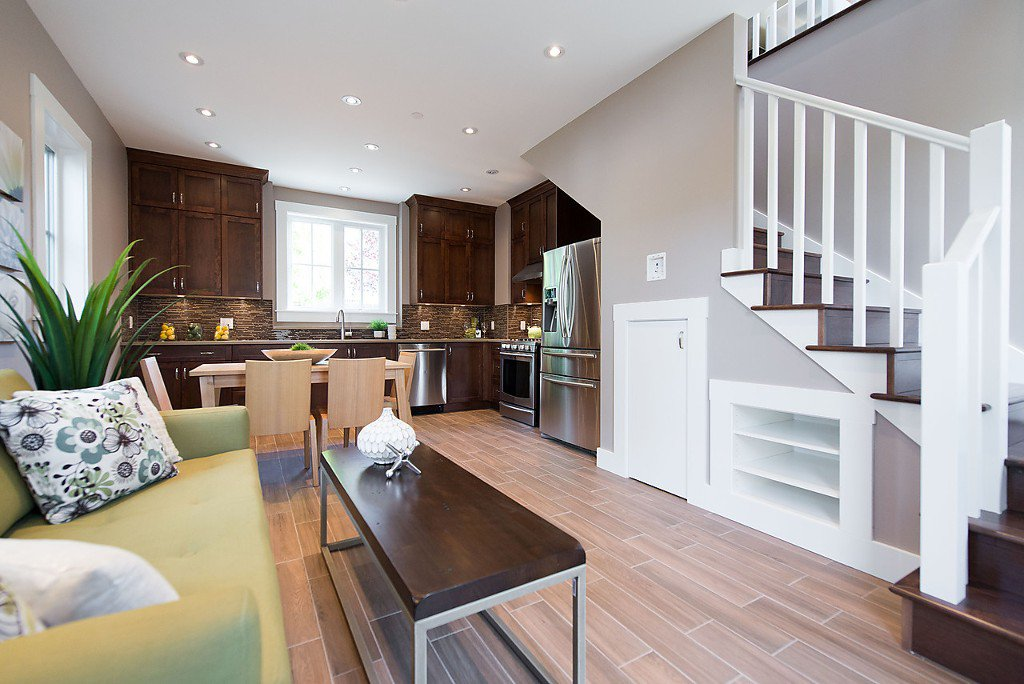 Photo 2: Photos: 3132 W 7TH Avenue in Vancouver: Kitsilano House 1/2 Duplex for sale (Vancouver West)  : MLS®# V1076501