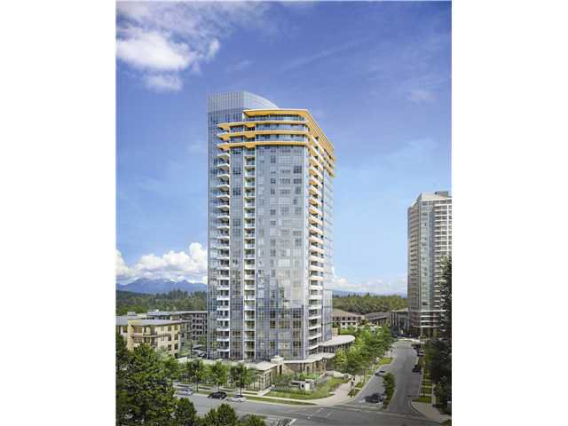 Main Photo: # 1205 3093 WINDSOR GT in Coquitlam: New Horizons Condo for sale : MLS®# V1086747