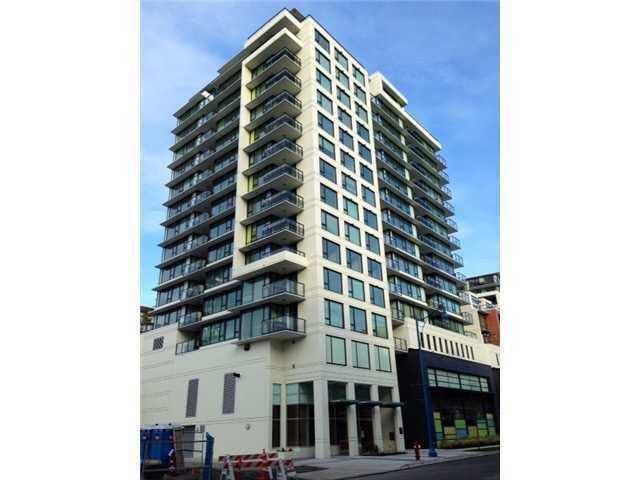 Main Photo: 1103 7979 FIRBRIDGE WAY in Richmond: Brighouse Condo for sale : MLS®# R2093597