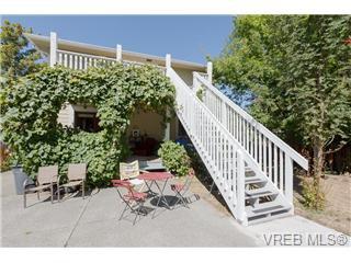 Photo 3: Photos: 1341/1343 Balmoral in : Vi Fernwood Revenue Duplex for sale (Victoria)  : MLS®# 368642