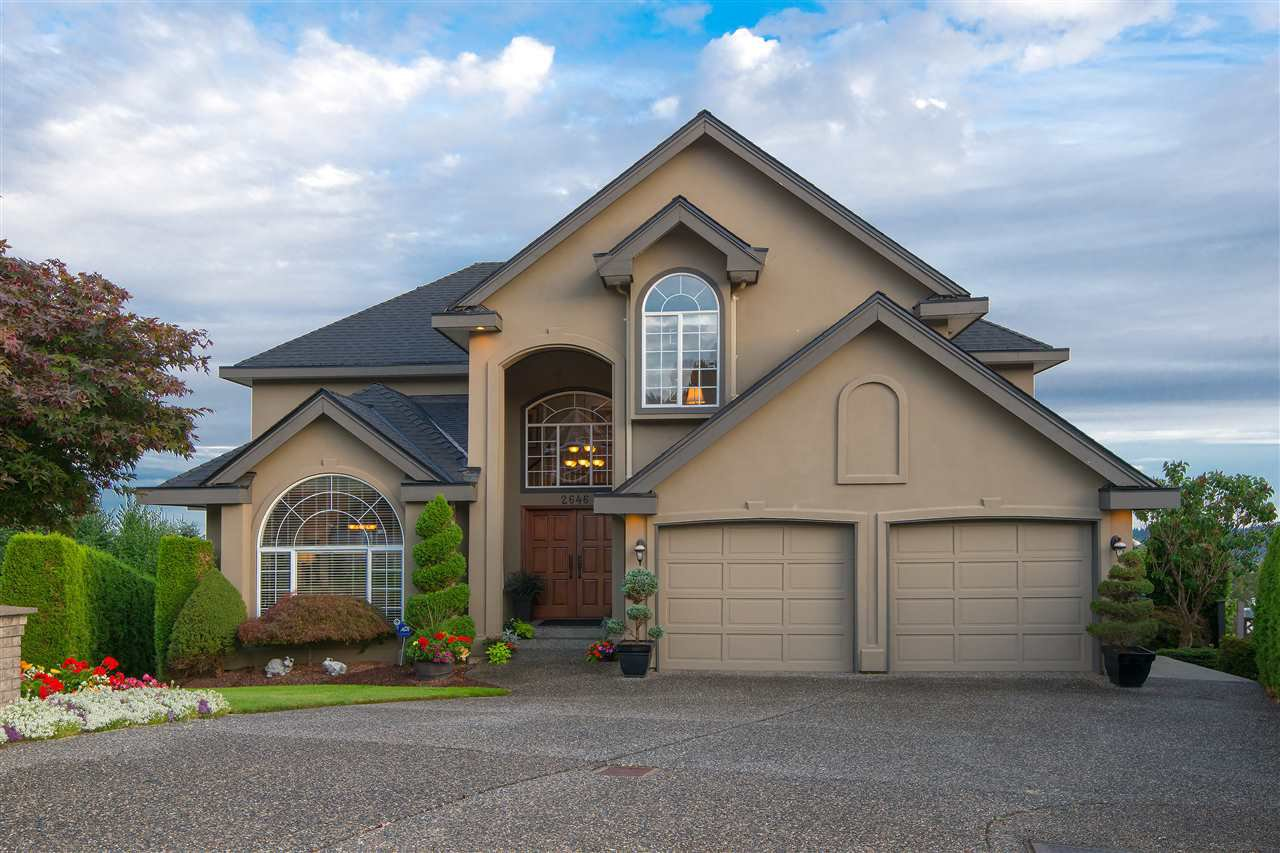 Main Photo: 2646 GRANITE COURT in Coquitlam: Westwood Plateau House for sale : MLS®# R2109137
