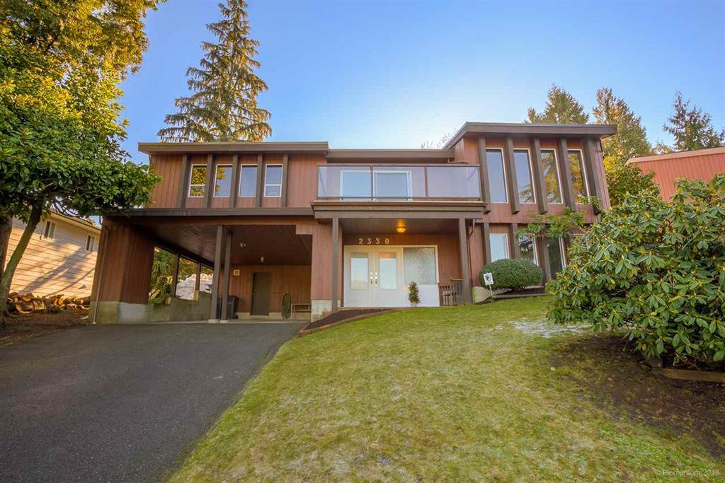 Main Photo: 2330 Oneida Drive in Coquitlam: Chineside House for sale : MLS®# R2135344