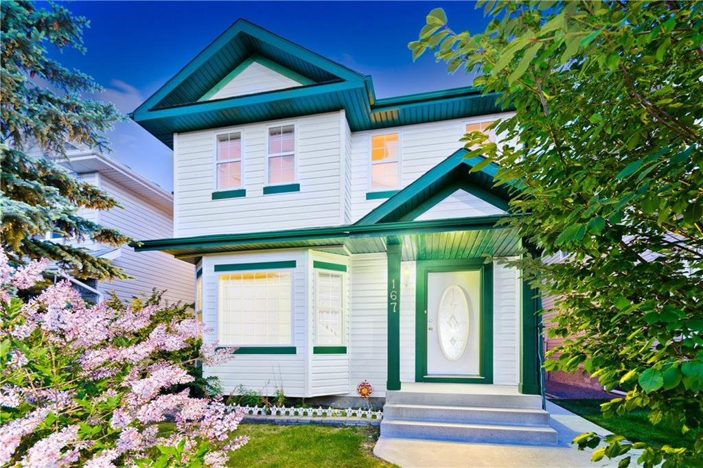 Main Photo: 167 BRIDLEWOOD CM SW in Calgary: Bridlewood House for sale