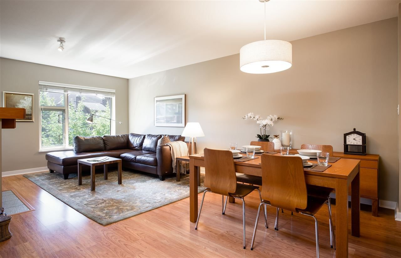 Photo 2: Photos: 401 675 PARK CRESCENT in New Westminster: GlenBrooke North Condo for sale : MLS®# R2304752