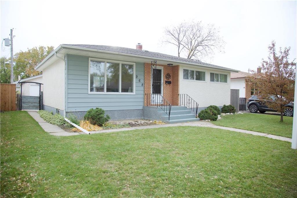 Main Photo: 968 Prince Rupert Avenue in Winnipeg: East Kildonan Residential for sale (3B)  : MLS®# 1930071