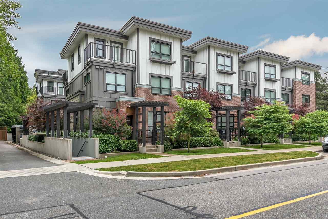 Main Photo: 6 3508 MT SEYMOUR PARKWAY in : Northlands Townhouse for sale : MLS®# R2413484